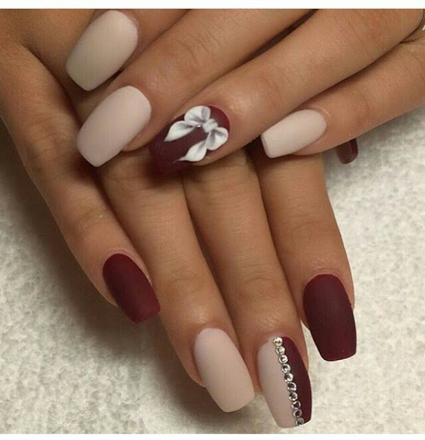 Matte-nail-arts