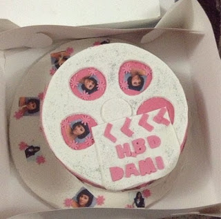 Damilola Adegbite's birthday party