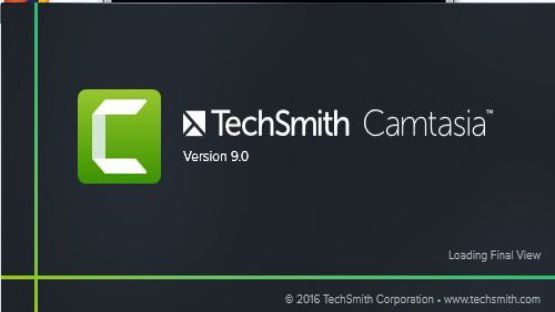 Camtasia 9 Screenshot 1