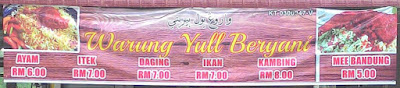 Warung Yull Beryani