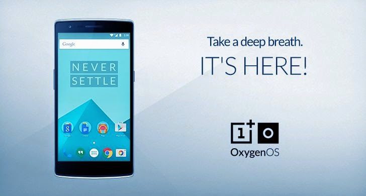 OnePlus OxygenOS Now Available for Download