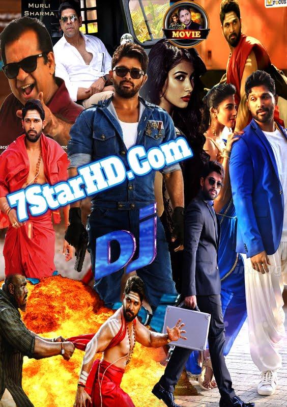 DJ Duvvada Jagannadham (2017) Best Action Scene Hindi Dubbed 720p