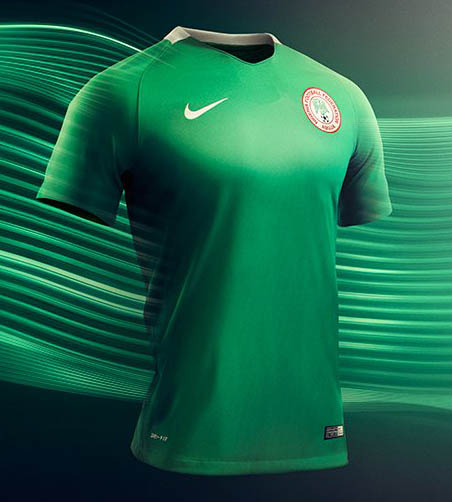 Image result for Rio 2016 -Team Nigeria Kits