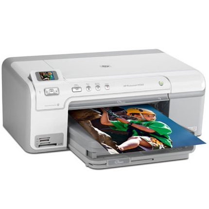HP Photosmart D5360 Drivers and Software Download | Printer