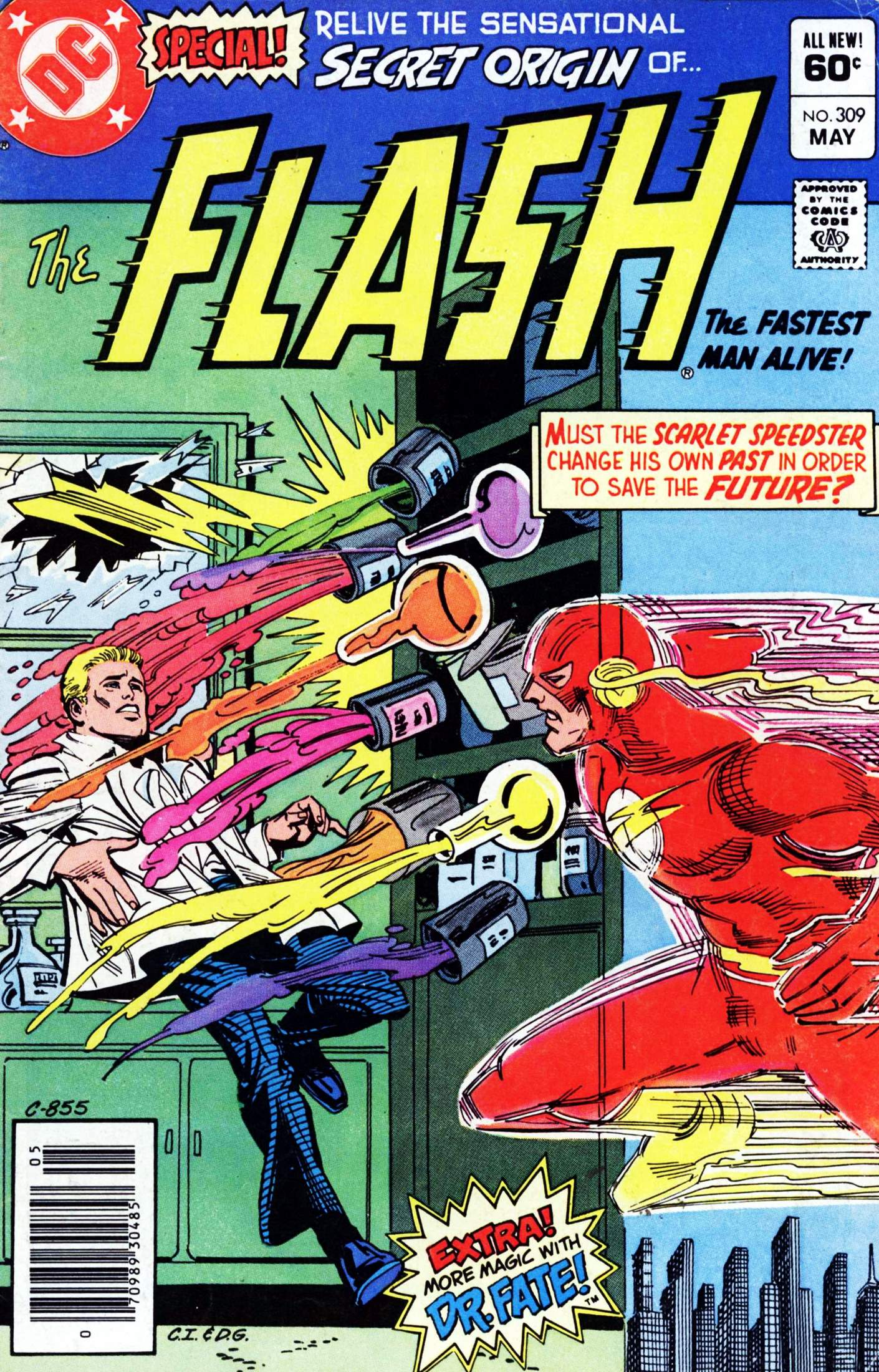 The Flash (1959) 309 Page 1