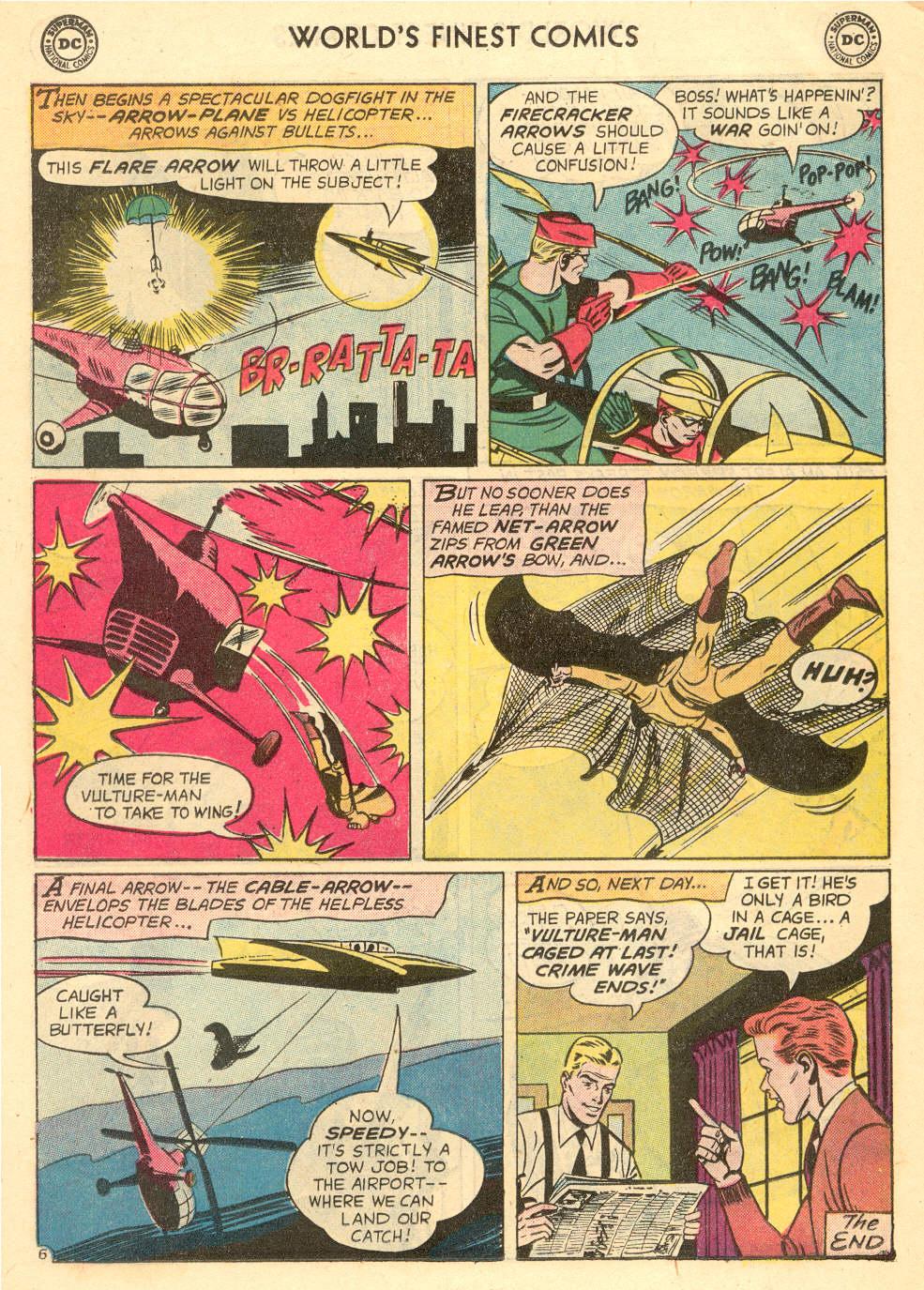 Read online World's Finest Comics comic -  Issue #93 - 22