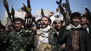 40 Militan Syiah Houtsi Tewas dan Terluka dalam Pertempuran di Al-Jouf