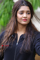 Actress Ritika Singh Stills at Guru Movie Success meet  0071.JPG