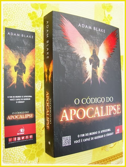 O Código do Apocalipse - Adam Blake