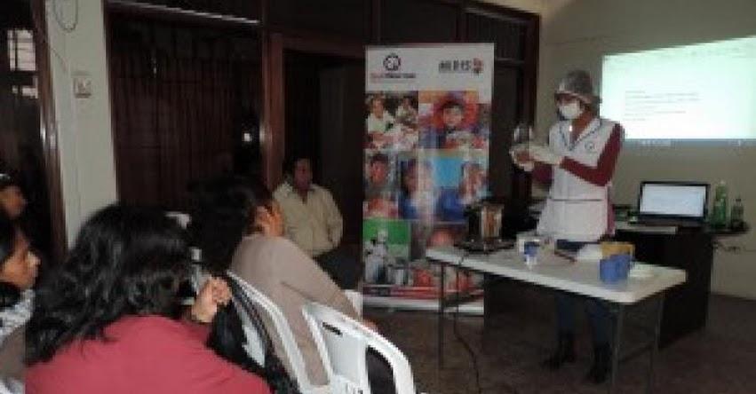QALI WARMA: Capacitan a integrantes de los Comités de Alimentación Escolar (CAE) en la región Tacna - www.qaliwarma.gob.pe