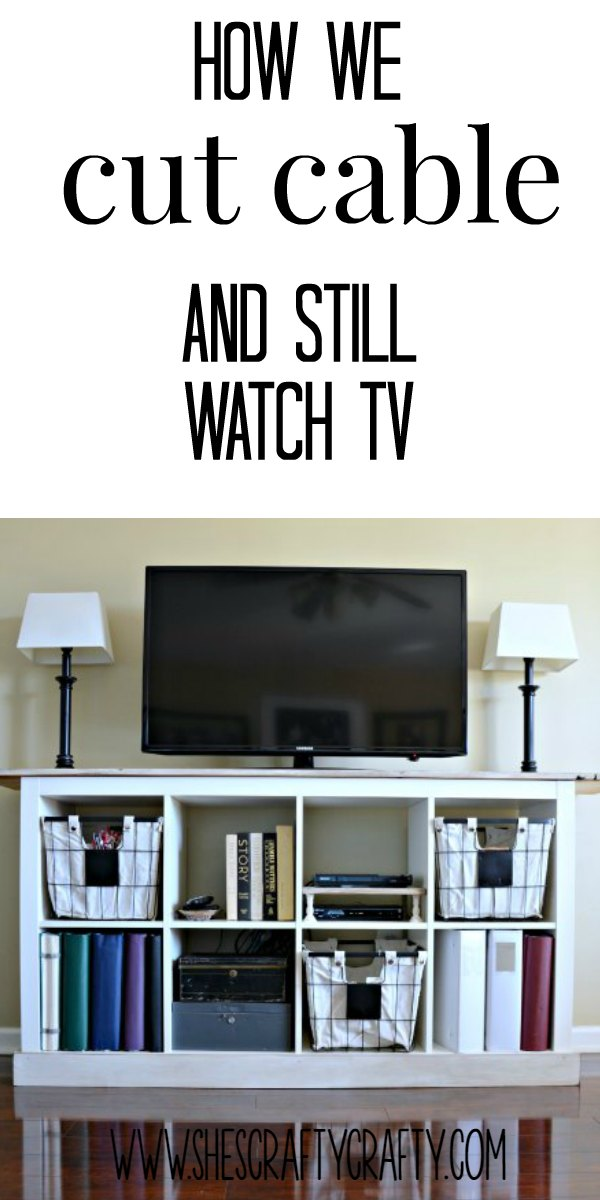 watch tv, antennae, free channels, hulu, netflix