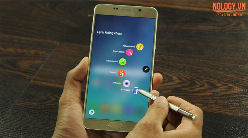 Samsung Galaxy Note 5 - những lý do chọn mua