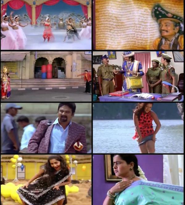 Phas Gaya Yamraaj Hindi Dubbed WEB Rip 720p