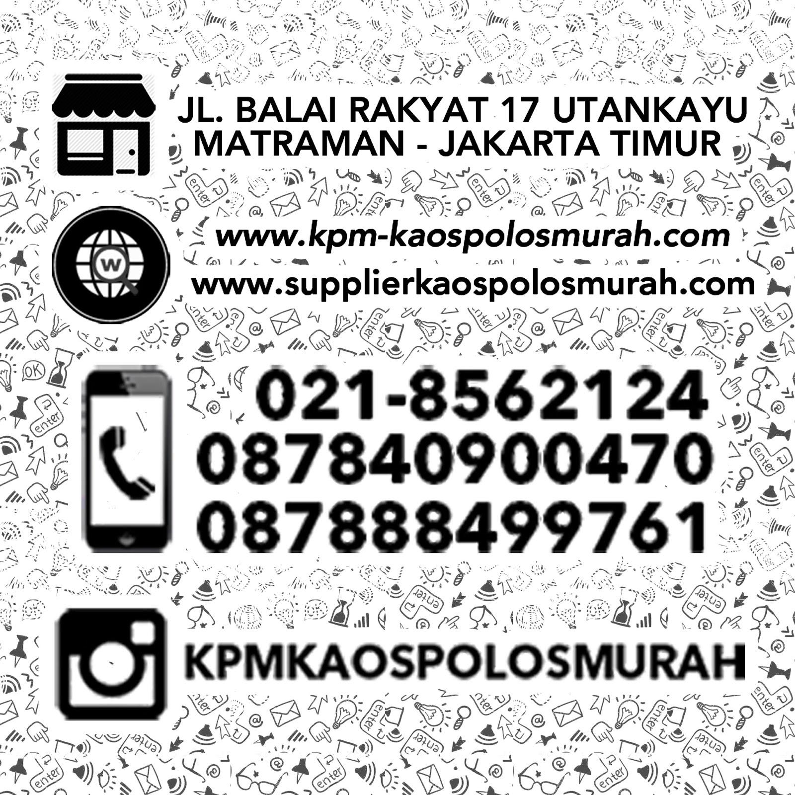 Kpm Supplier Kaos Polos Murah Grosir Combed Dan Jasa Coklat Cotton 30s Update Juni 2017 Jakarta Timur