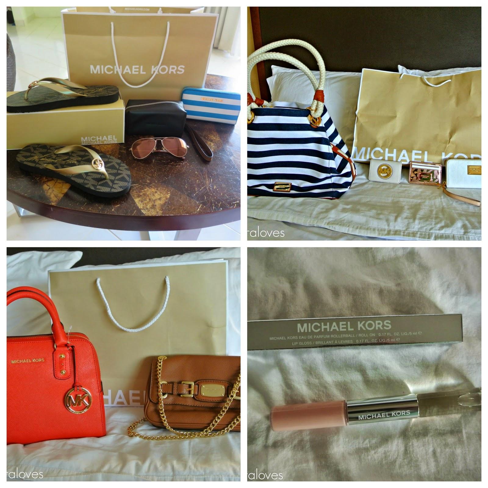 56befa39e8 Designer and Beauty Shopping Haul - What Laura Loves