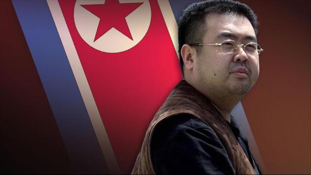 """Kim mató a su hermanastro por temor a un golpe urdido por EEUU"""""""