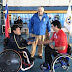 Selección de básquetbol paraolímpico se presentó en Cauquenes