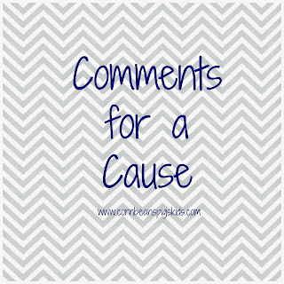 Comments for a Cause - Alex's Lemonade Stand