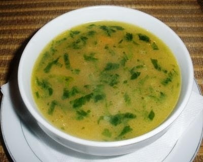haricot soup
