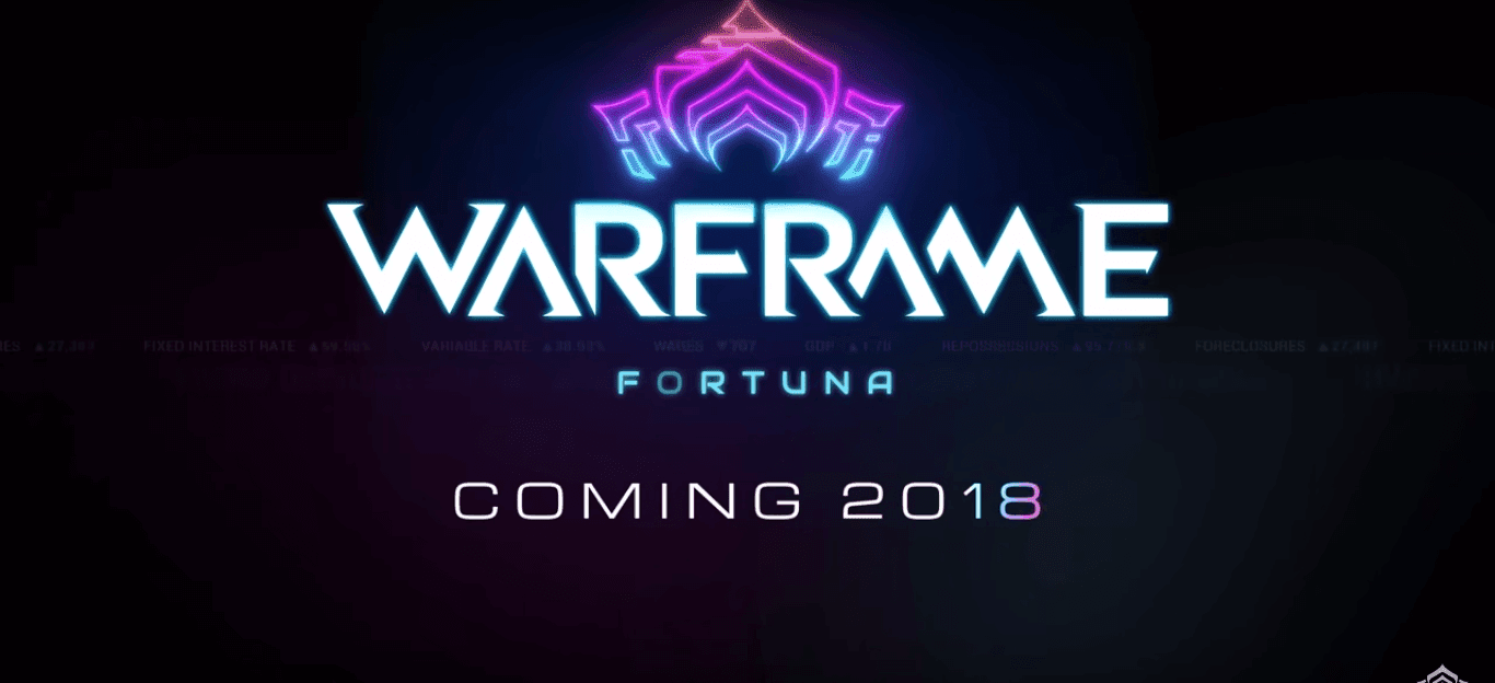 Warframe's Huge Plans Incorporate Two Expansions | Fortuna And Codename: Railjack
