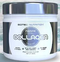 Logo Gioca e vinci gratis confezioni di Collagen Powder da 300 gr.