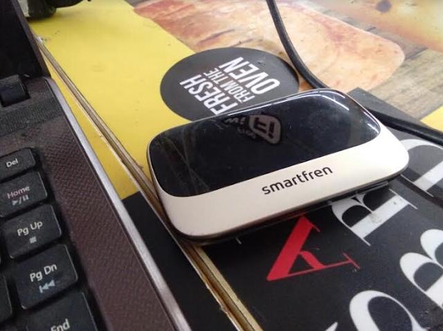 uniknya modem wifi mini atau MIFI smartfren