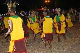 Ulang tahun kabupaten Paniai Papua