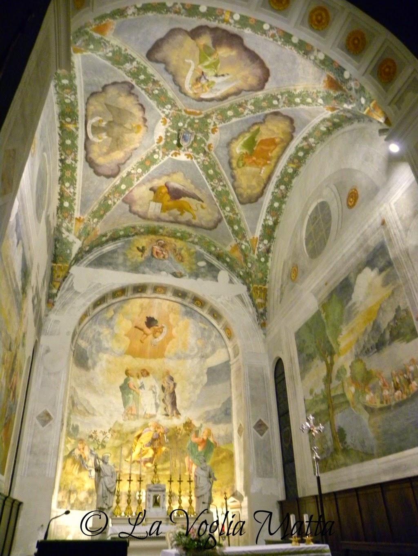 Abbazia di Rosazzo cappella