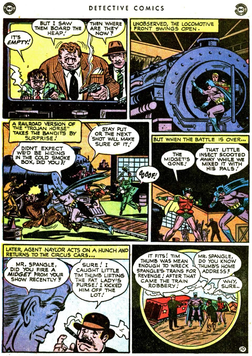 Read online Detective Comics (1937) comic -  Issue #162 - 12