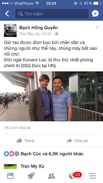 Việt kiều Đức chê zân chủ Việt thiển cận