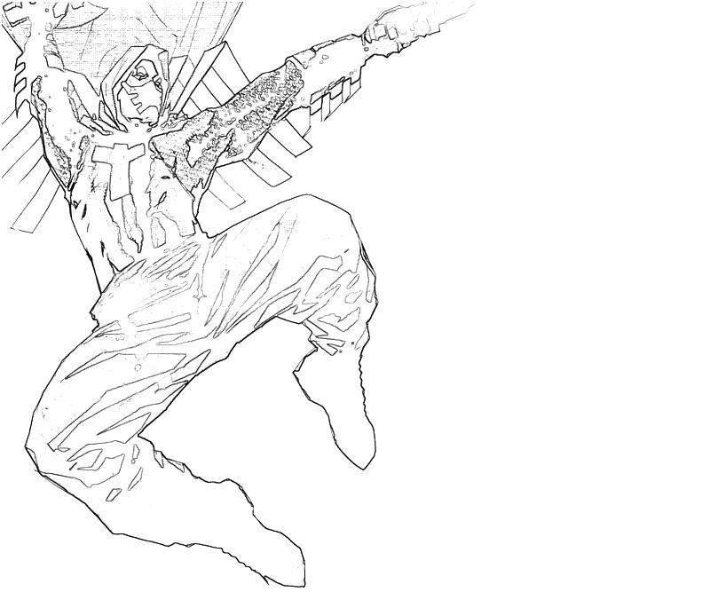 Batman Arkham City Azrael Armored | Yumiko Fujiwara