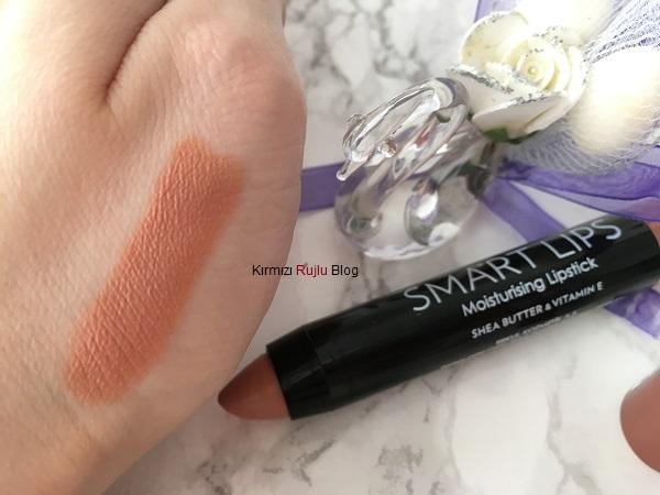Golden Rose Smart Lips Kalem Ruj Kırmızı Rujlu Blog