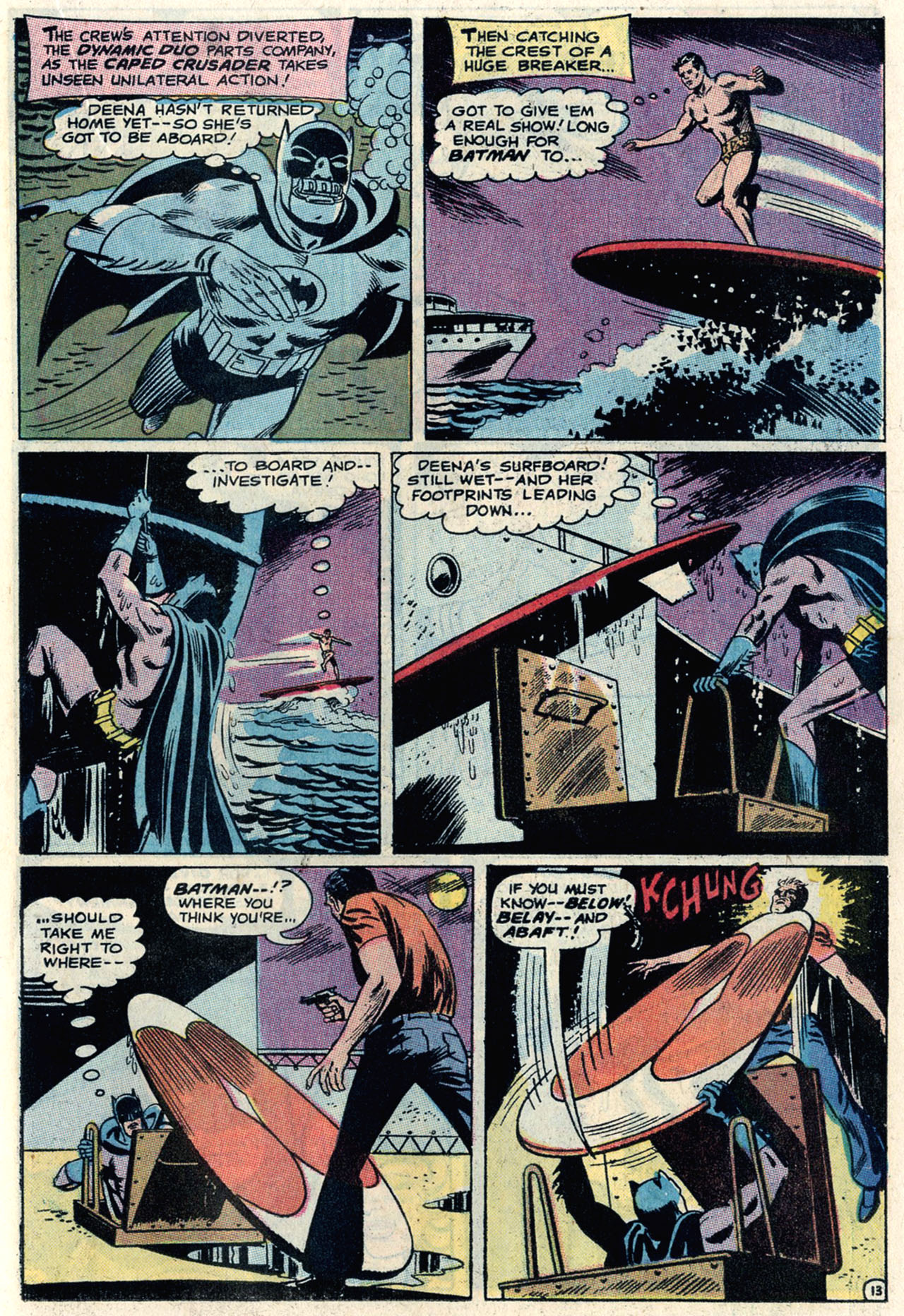 Detective Comics (1937) 393 Page 14