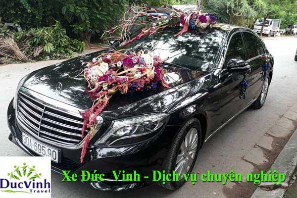 Cho thuê xe cưới Mercedes S500 Vip tại Hà Nội