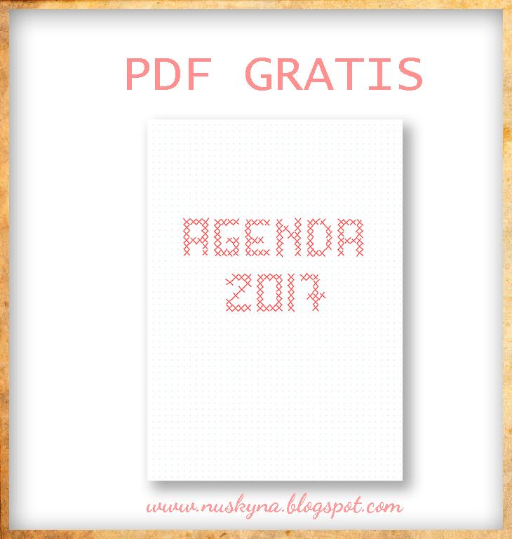 Agenda 2017 gratis imprimibles y png gratis para - Agenda imprimible 2017 ...