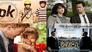 4 أفلام تجعلك تفهم نفسك جيدا وتدرك الكثير من المعانى (الحب -النجاح-الألم-السعادة)