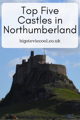 Top Five Castles in Northumberland