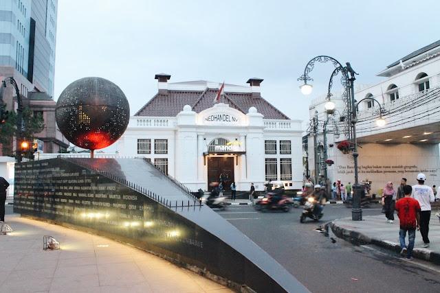 alun-alun bandung tempat wisata di Bandung