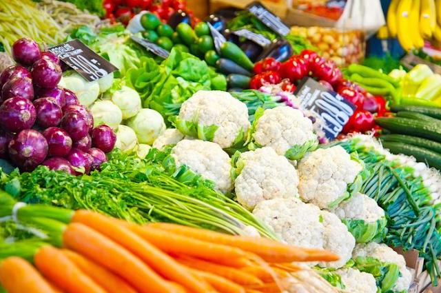 Perhatikan konsumsi sayuran Anda