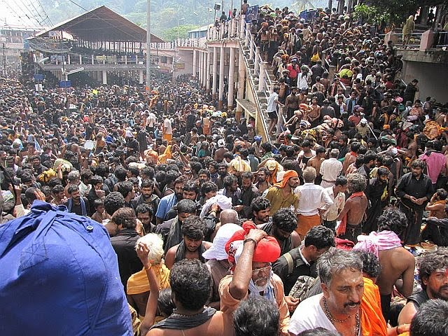 sabarimala virtual q