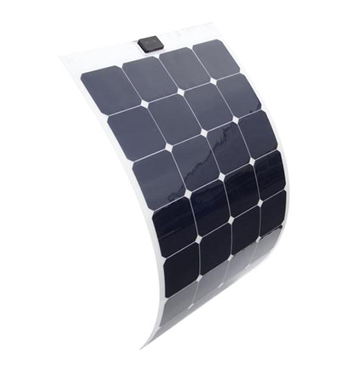 Panneau solaire souple transportable