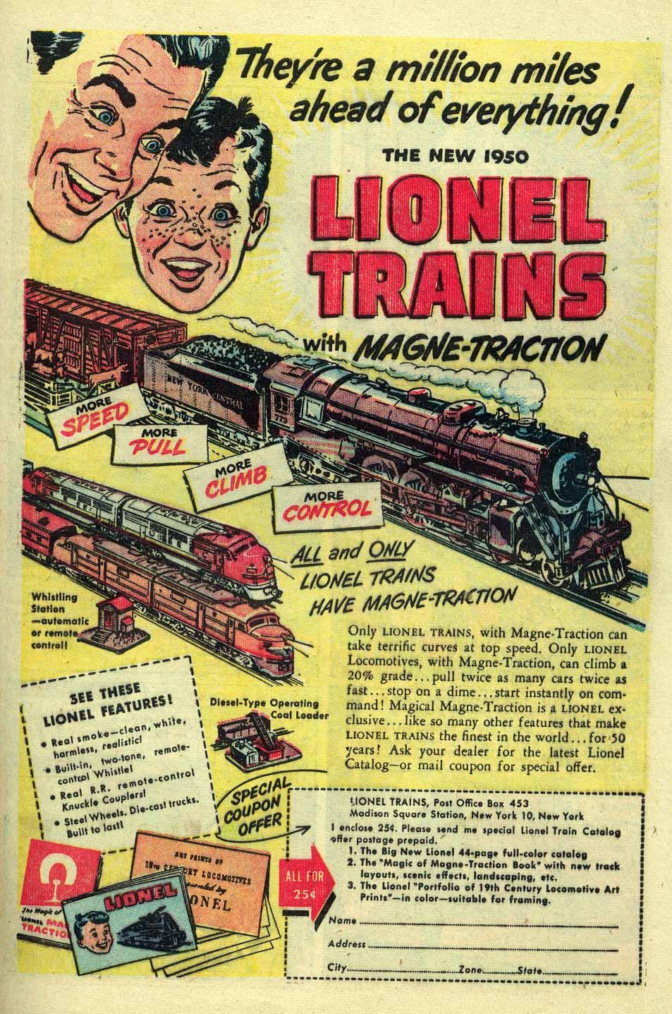 Strange Adventures (1950) issue 3 - Page 43