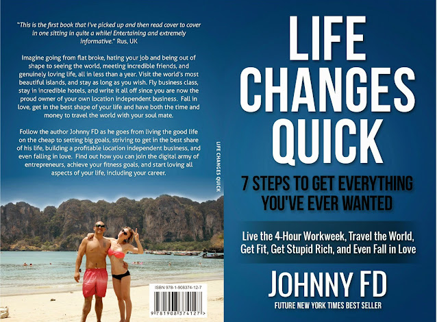 Life changes quick by Johnny FD