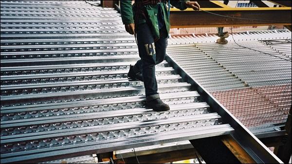 formas lajes Steel Deck