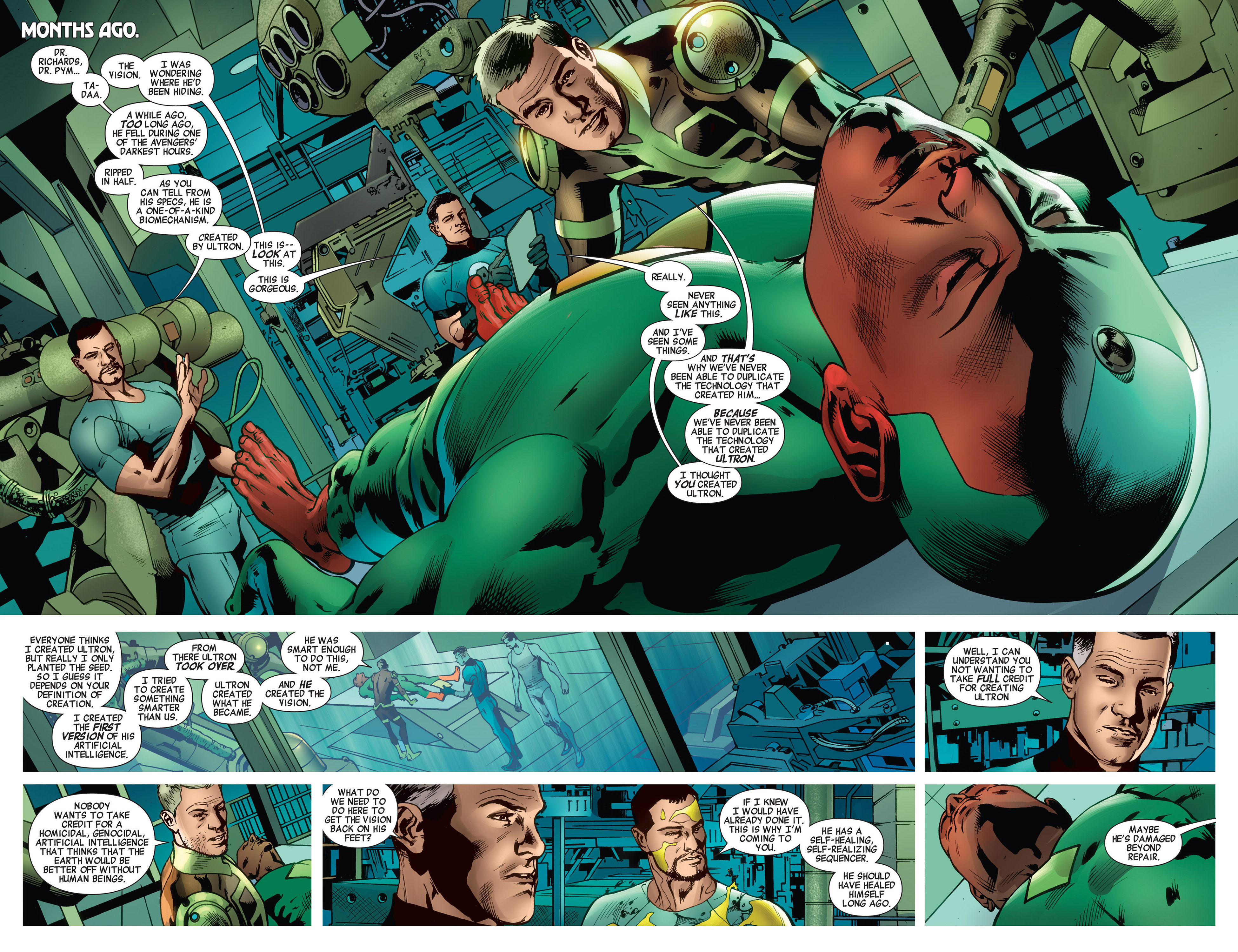 Read online Age of Ultron comic -  Issue #5 - 3