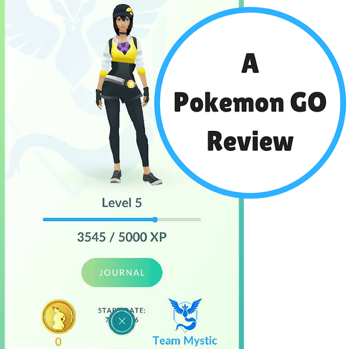 Pokemon GO Is Sweeping the Nation - A Review