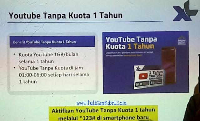 XL Youtube tanpa kuota,tulisanfebri.com, XL, Free kuota, youtube tanpa kuota