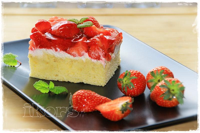 Erdbeer Mascarpone Kuchen Kochen Meine Leidenschaft