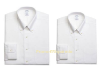 Logo Vinci gratis una Original Polo Button-Down Shirt bianca Brooks Brothers