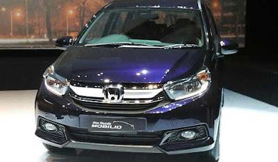 Honda Mobilio Terbaru 2017